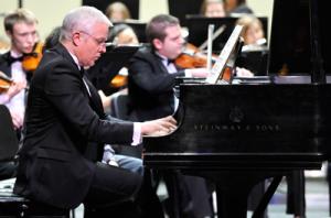 Dr. Michael Boyd, Professor of Piano, University of Toledo