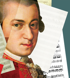 Celebrating the Genius of Mozart - January through February 2014
