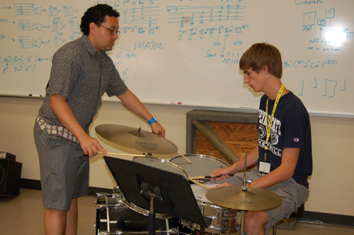 Dr. Olman Piedra, Summer Jazz Institute