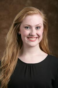 Meridian Prall, Vocal Performance Student, University of Toledo