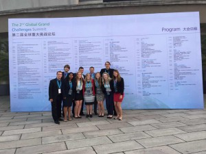 ELI Members at the Global Grand Challenges Summit