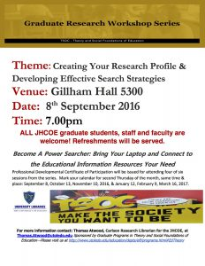 Graduate research workshop, 9-8-2016 FINAL[2]