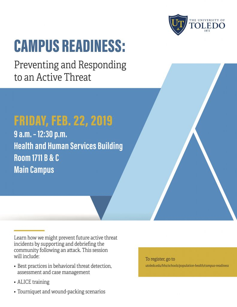 Campus Readiness Flier