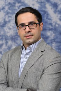 Hossein Sojoudi, Assistant Professor of Mechanical, Industrial, and Manufacturing Engineering